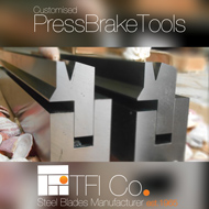 Press Brake Machine saudi Arabia shear blade Bending Tools Jeddah Qatar Oman United Arab Emirates UAE Dubai Abu dhabi TFICO tfico.ir tficompany tfi steel blades manufacturer est 1965 бел тфи тфі مكائن الصناعية الامارات سعودي قطر  Kingdom Not everyone can cook the steel