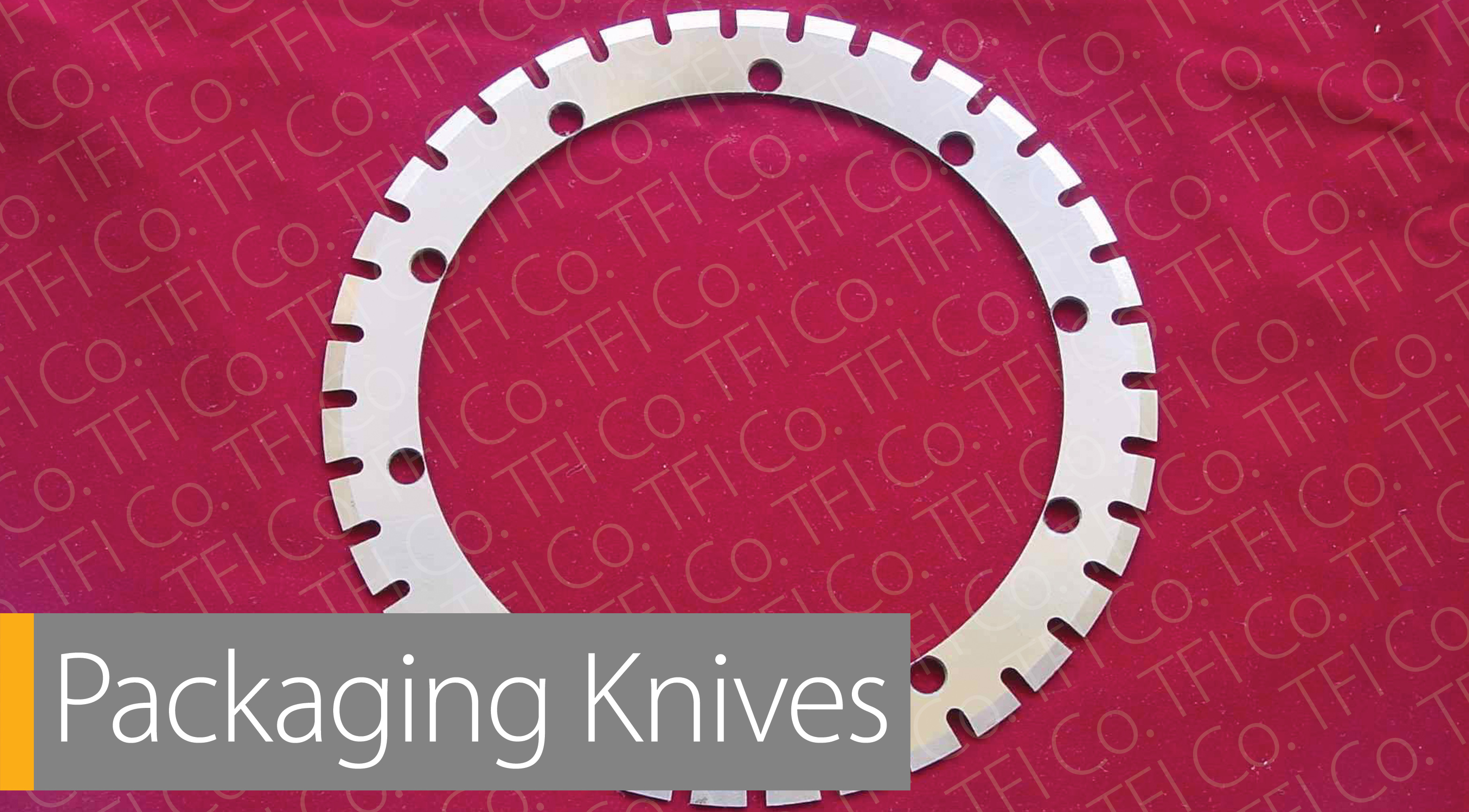 packaging perforation steel blades and machine تيغه هاي فولادي  برش تيز برنده پایا ابزار سازان  knives tfico , uae dubai ksa and gcc countries belarus and russia georgia as well packaging industry