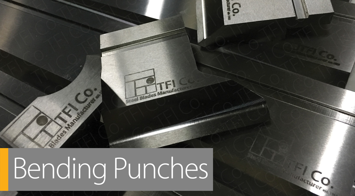 Press Brake Tools تيغه هاي فولادي برش تيز برنده پایا ابزار سازان    | bending Punch and straight punch 90 degree steel made hardened polished tfico, manufacturer machine knives bending tools and instruments
